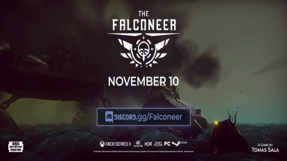 The Falconeer - 'The Free & The Fallen' Trailer