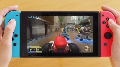Mario Kart Live: Home Circuit - Tráiler General
