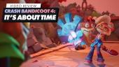 Crash Bandicoot 4: It's About Time - Review en Vídeo