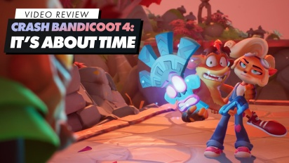 Crash Bandicoot 4: It's About Time - Review en Vídeo