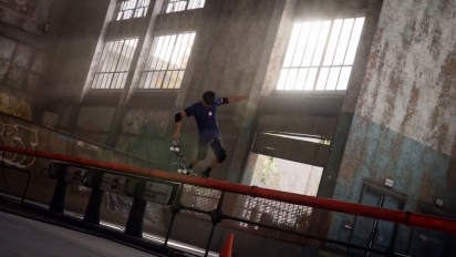 Tony Hawk's Pro Skater 1 and 2 - Nintendo Switch, Playstation 5 and Xbox Series Announcement