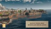 Anno 1800 - Docklands Launch Trailer (DLC #7)