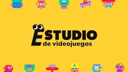 Estudio de Videojuegos - Tráiler de anuncio