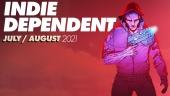 Indie Dependencia: Julio y agosto de 2021