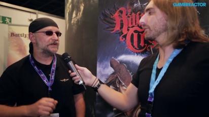 GC 13: Raven's Cry - entrevista