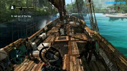 Assassin's Creed IV: Black Flag - gameplay primeros 20 minutos