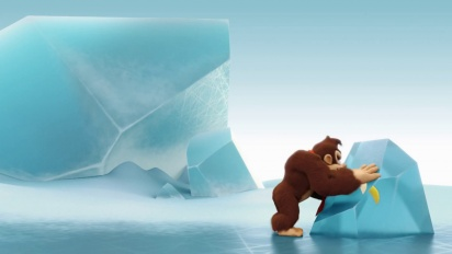 Donkey Kong Country: Tropical Freeze - Defrosting Bananas Trailer