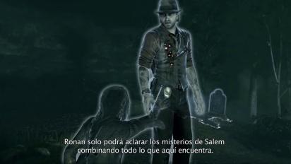 Murdered: Soul Suspect - tráiler general español