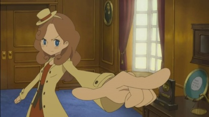Lady Layton - Japanese trailer