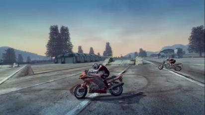 Burnout: Paradise - Burnout Bikes Trailer