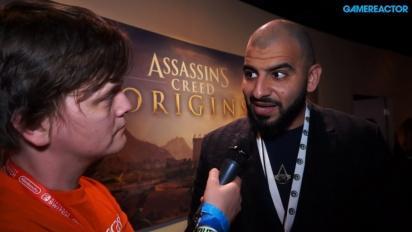 Assassin's Creed Origins - Entrevista a Ashraf Ismail