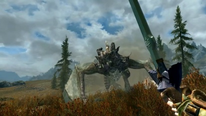 The Elder Scrolls V: Skyrim - Tráiler de lanzamiento para Nintendo Switch