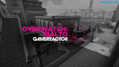 Overwatch - Replay del Livestream en el mapa Rialto