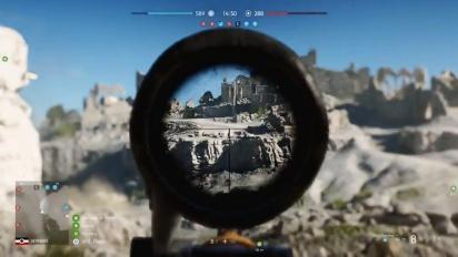 Battlefield V - Vídeo resumen de modos y característica en español