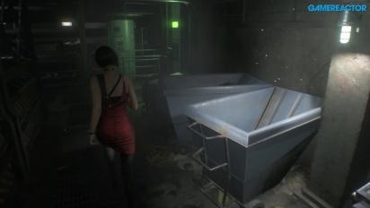 Resident Evil 2 - Gameplay de Ada Wong