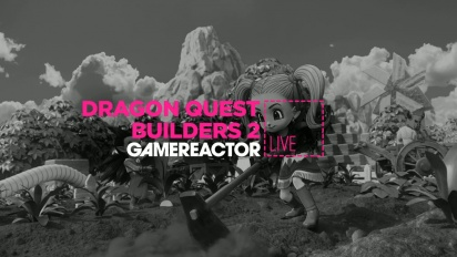 Dragon Quest Builders 2 - Livestream Replay