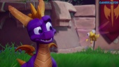 Spyro Reignited Trilogy - Glimmer Gameplay (Switch)