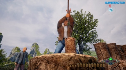 Shenmue III - Gameplay de la Demo