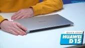 El Vistazo - Huawei Matebook D 15