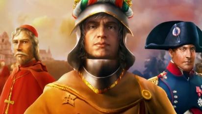 Europa Universalis IV: Emperor - Release Trailer