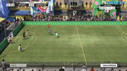 FIFA 21 Volta - Primeros 25 Minutos