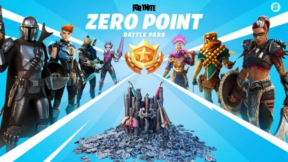 Fortnite - Chapter 2 Season 5 Battle Pass Gameplay Trailer