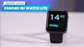 Xiaomi Mi Watch Lite - El Vistazo