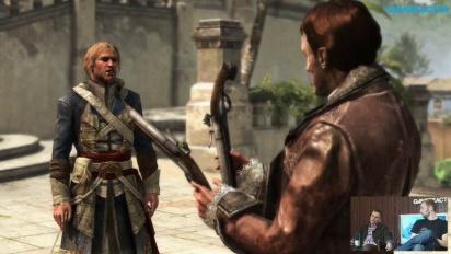 Assassin's Creed IV: Black Flag - Livestream: gameplay en directo comentado