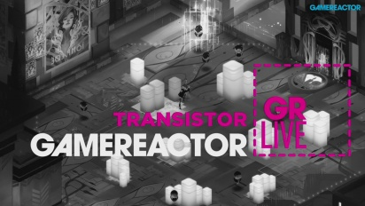 Gameplay de Transistor - repetición del Livestream