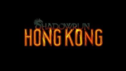 Shadowrun: Hong Kong - Teaser Trailer