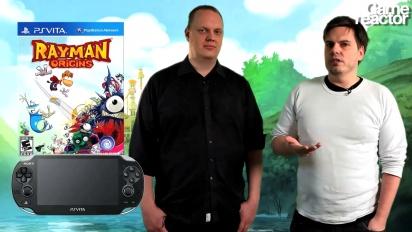 Rayman Origins - vídeo análisis PS Vita
