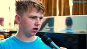 Jordan Casey - Entrevista sobre educación y Casey Games