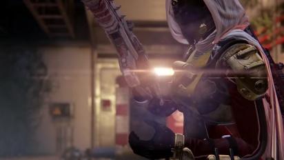 Destiny: Los Señores de Hierro - Tráiler de La Aurora