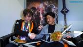 Soul Calibur VI - Entrevista a Motohiro Okubo