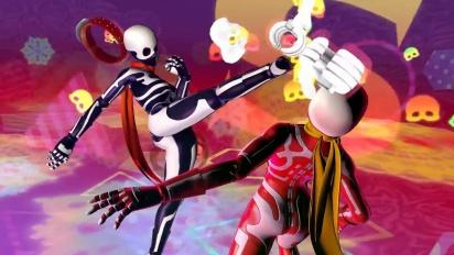 SNK Heroines: Tag Team Frenzy - Skullolady Trailer
