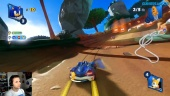 Team Sonic Racing - Replay del livestream español de salida