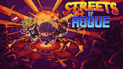 Streets of Rogue - Launch Trailer
