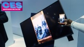 CES20 - Entrevista Samsung Sero