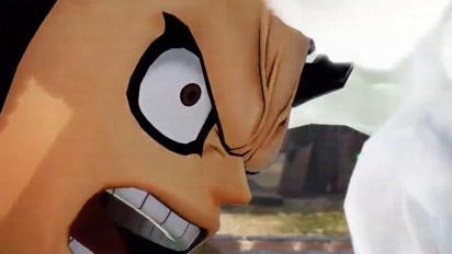 One Piece Pirate Warriors 4 - Tráiler de lanzamiento en español