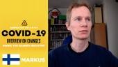 Gamereactor frente al Coronavirus: Markus desde Finlandia #2