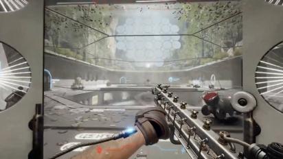 Atomic Heart - Plyush Mini Boss Fight Gameplay