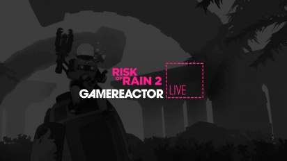 Risk of Rain 2 - Replay del livestream de salida