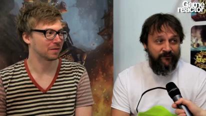 GC 12: Entrevista a Gameglobe