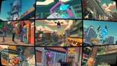 Bomb Rush Cyberfunk - Official Trailer