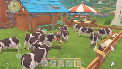 My Time at Portia - Mobile Announcement Trailer