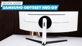 Samsung Odyssey Neo G9 - El Vistazo