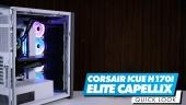 Corsair iCUE H170i Elite Capellix Liquid CPU Cooler - El Vistazo