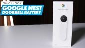 Google Nest Doorbell Battery - El Vistazo