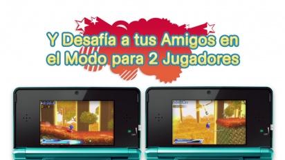 Sonic Generations - Tráiler versión Nintendo 3DS