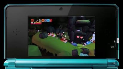 Cave Story 3D - Tráiler oficial